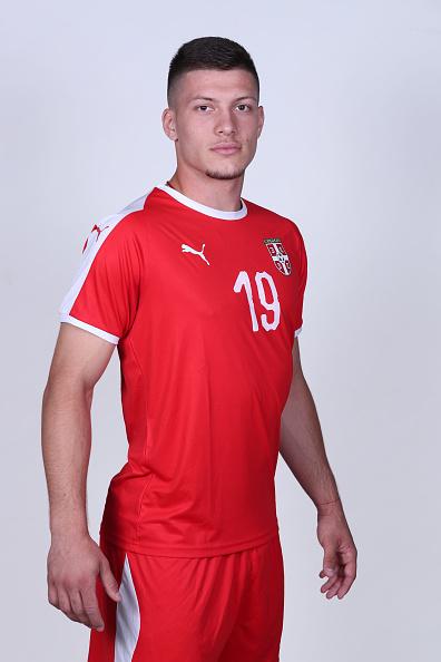 ルカ・ヨヴィッチ(セルビア代表)のプロフィール画像