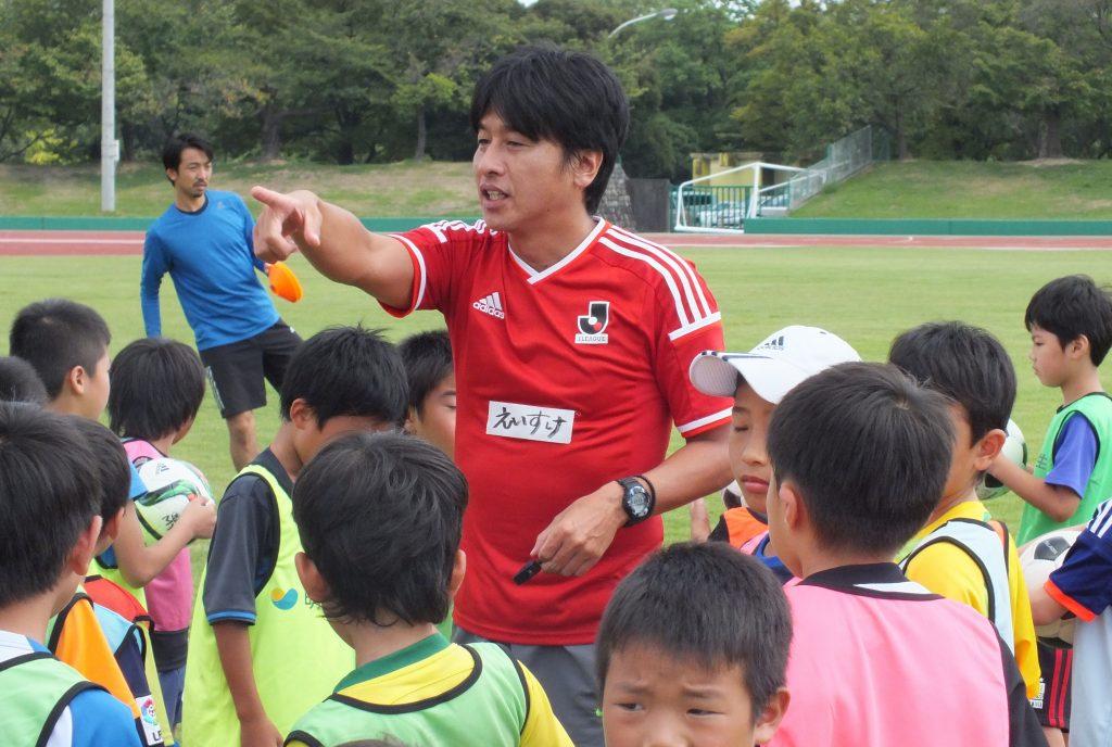 日本代表としてフランスW杯に出場した中西英輔さんをはじめ、三重県は多くのJリーガーを輩出してきた