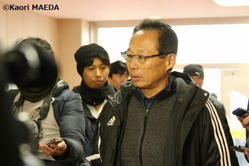 ●JFL昇格に「ホッとした」FC今治オーナーの岡田武史氏、来季目標は「J3に上がりたい」