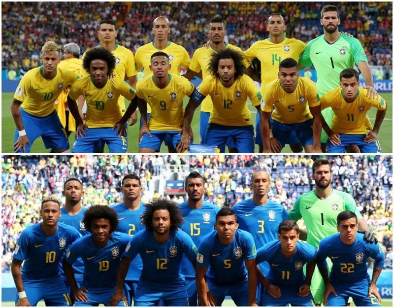 ブラジル代表 | サッカーキング