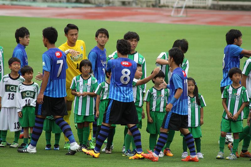 関西サッカーリーグ1部に所属