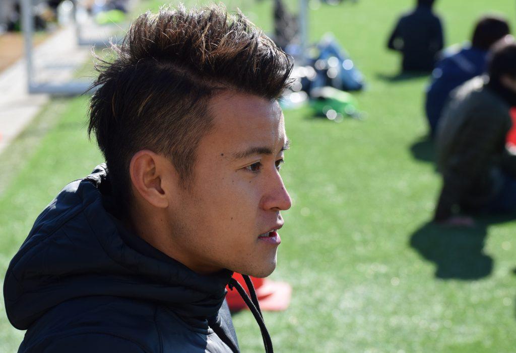 遠藤は日本を離れ単身渡米したことについて「進んだ道としては間違ってなかった」と語った