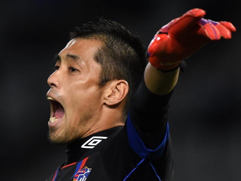 FC東京、GK榎本達也が20年の現役...