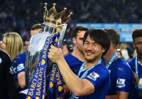 ●岡崎慎司がアジア国際最優秀選手賞を初受賞! 日本人では3人目の偉業