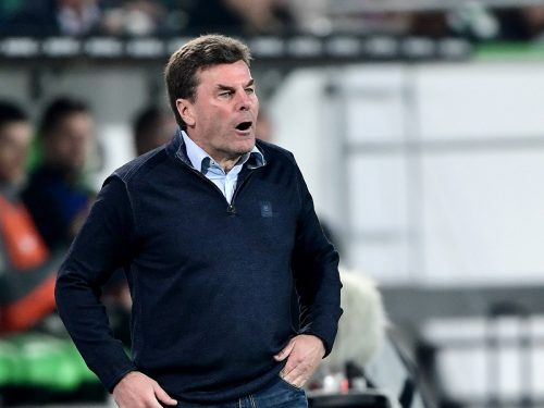 ●ボルシアMGの新監督決定 10月にヴォルフスブルク解任のヘッキング氏