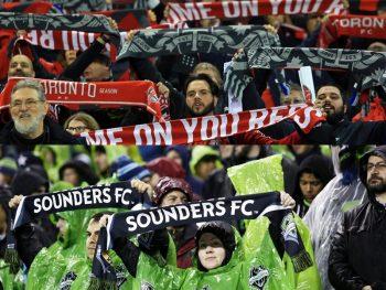 トロントFCとシアトル・サウンダース
