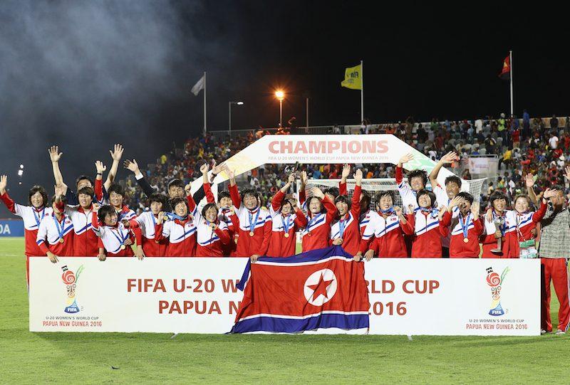 U-20北朝鮮女子代表