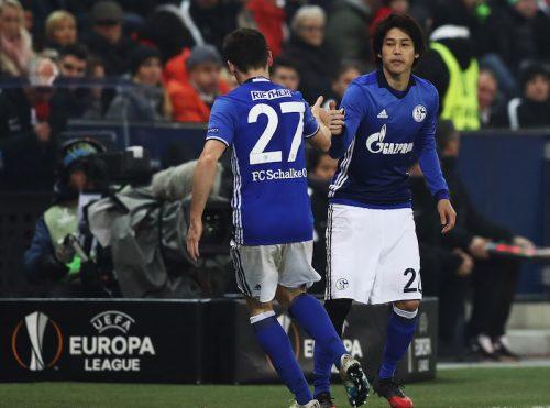 ●内田篤人がついに復帰! 途中出場で約1年9カ月の負傷離脱に終止符