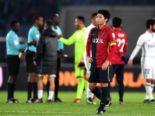 ●2ゴールも実らず…敗戦悔やむ鹿島MF柴崎、レアルに「勝てるチャンスはあった」