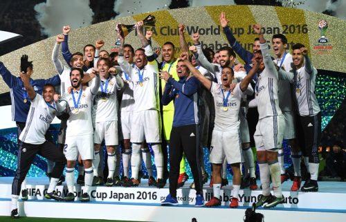 ●レアルが延長戦を制しクラブW杯制覇!鹿島は互角もC・ロナのハットに力尽きる