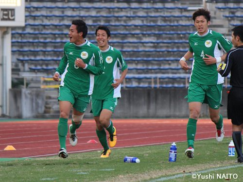 ●関東王者・明治大、三冠獲得ならず…大阪体育大が競り勝ってインカレ4強へ