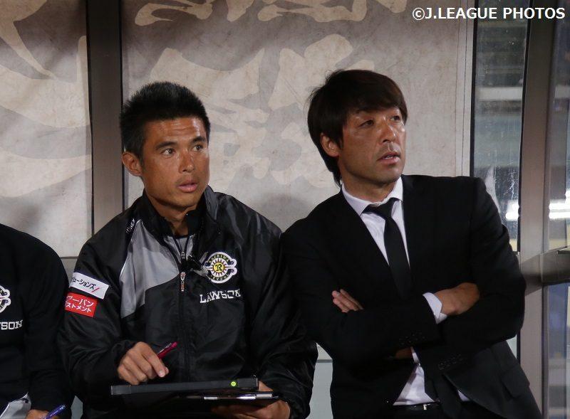 今季5位の京都、来季の新監督に...