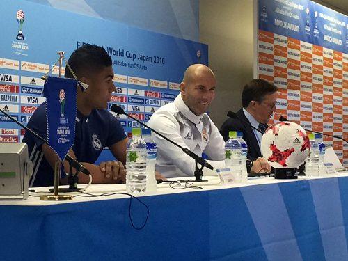 ●S・ラモス、クラブW杯準決勝は欠場…ジダン監督が明言「長旅の負担もあった」
