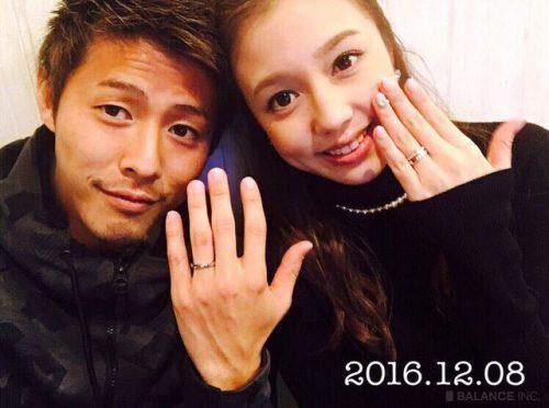 ●C大阪の柿谷、タレント丸高愛実さんと入籍「笑いの絶えない温かい家庭を」