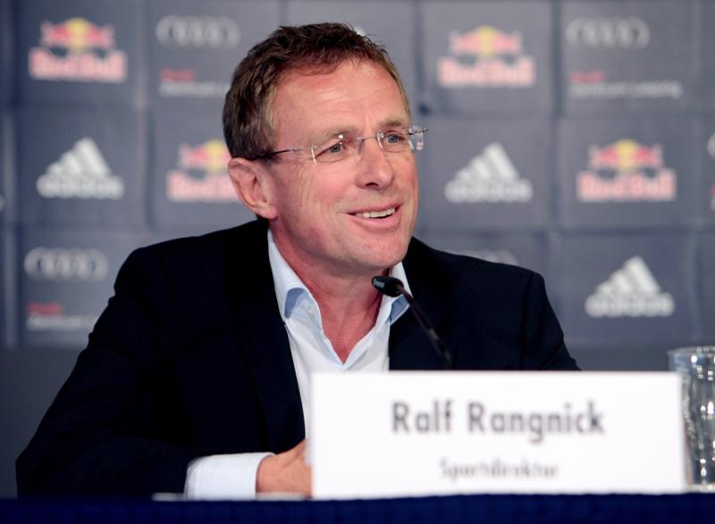 ラングニックがライプツィヒのSDに就任したのが2012年。クラブの躍進はここから始まった [写真]=GEPA pictures
