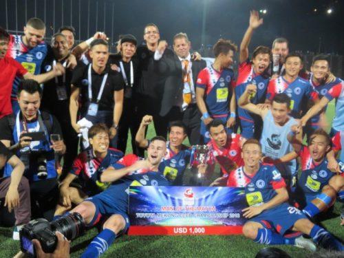 ●トヨタ・メコンクラブチャンピオンシップ、決勝はタイvsラオスに