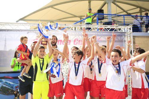 ●U-11サッカー日本選抜セレクション開催! スペイン最大級の国際大会へ