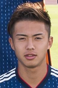安部 裕葵(日本代表)のプロフィール画像
