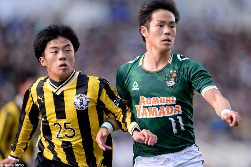 ●選手権得点王は青森山田FW鳴海彰人…6得点でインターハイに続き栄冠