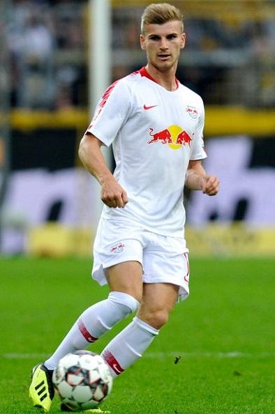 ティモ・ヴェルナー | サッカー...