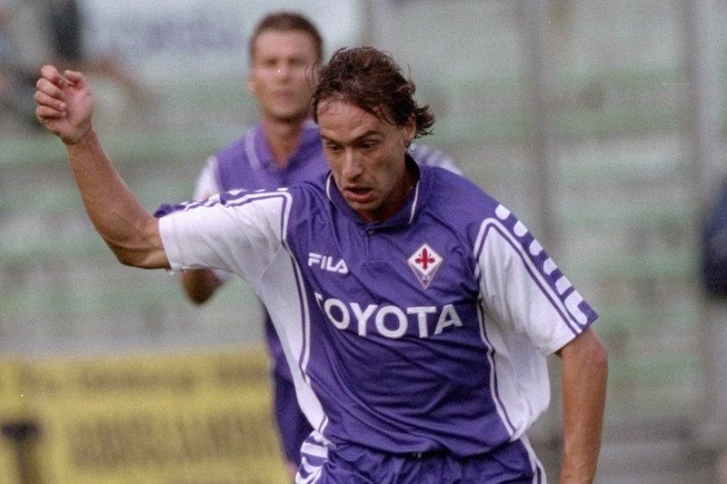 父親は1999年から2002年にフィオレンティーナでプレーした [写真]=Getty Images