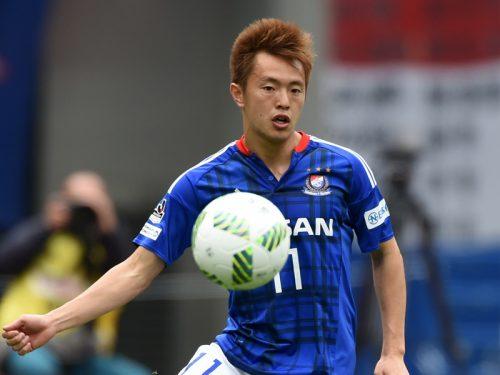 ●横浜FM、齋藤学との契約更新を発表! 背番号は「10」に変更
