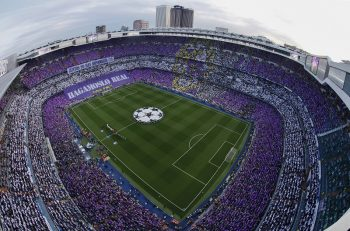 MADRID, SPAIN - MAY 4: A general view before the UEFA Champions League Semi Final second leg match between Real Madrid and Manchester City FC at Estadio Santiago Bernabeu on May 4, 2016 in Madrid, Spain. (Photo by Angel Martinez/Real Madrid via Getty Images)