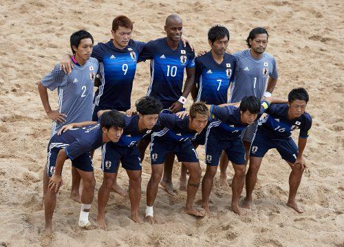 ●AFCビーチサッカー選手権の組み合せ決定、日本はUAE、イラク、カタールと同組