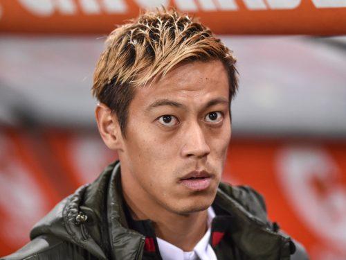 去就注目の本田圭佑、今季中はミラン残留か…移籍リストから除外と伊紙
