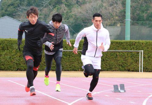 槙野&宇賀神が「走り」を強化、浦和の始動前に自主トレ合宿を実施