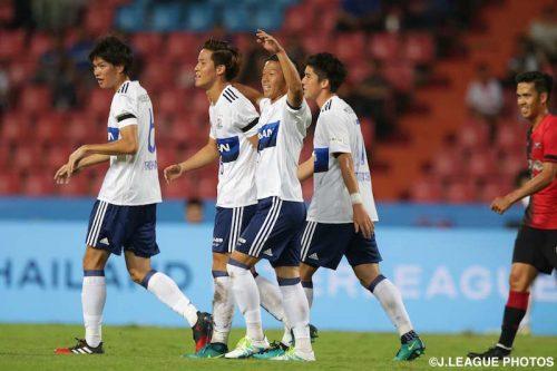 ●横浜FM、若手や新戦力の活躍でバンコクUとの初戦制す/Jリーグアジアチャレンジ