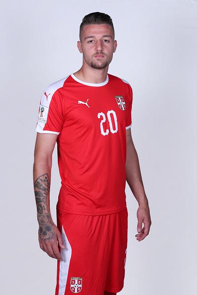 セルゲイ・ミリンコヴィッチ・サヴィッチ(セルビア代表)のプロフィール画像