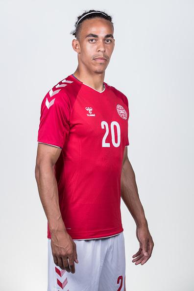 ユスフ・ポウルセン(デンマーク代表)のプロフィール画像
