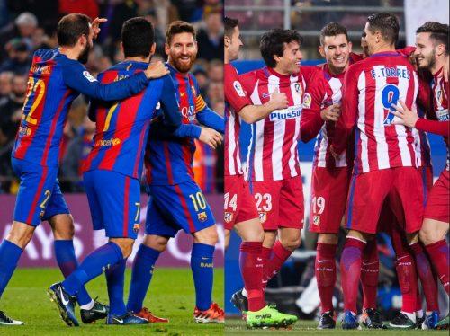 ●国王杯準決勝でバルサとアトレティコが激突…レアル破ったセルタはアラベスと