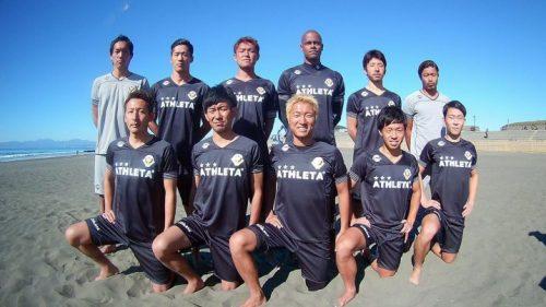 東京Vがビーチサッカーチーム発足、現役代表の茂怜羅オズと後藤崇介らが加入