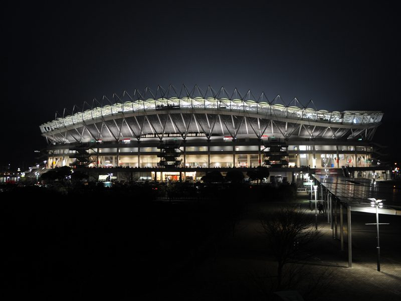 鹿島、カシマスタジアムに大型映像装置新設と発表…両ゴール裏に