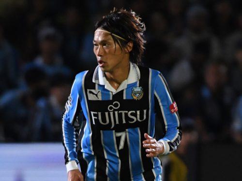 ●川崎退団の橋本晃司、水戸に2度目の加入「一生懸命チームのために」