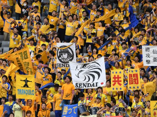 ●J1仙台、3月11日の神戸戦にMay J.が登場…試合前に「復興ライブ」