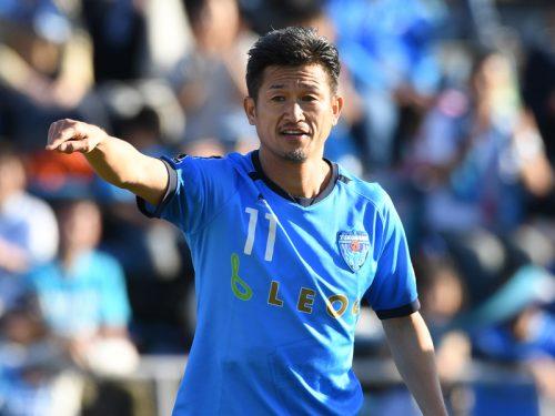 ●横浜FC、カズ50歳誕生日のJ2開幕戦チケットが完売…松本と激突