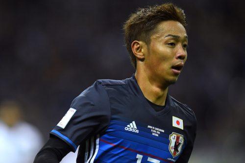 ●C大阪復帰の清武、カズとの対戦に刺激「偉大な先輩を追いかけて頑張る」