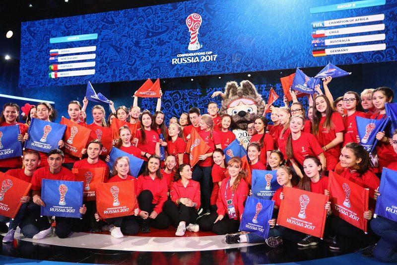 FIFAコンフェデレーションズカップ2017