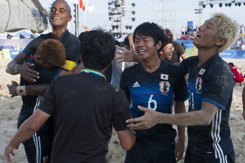 ビーチサッカー日本代表発表、東京ヴェルディBSからオズ、後藤ら7人選出