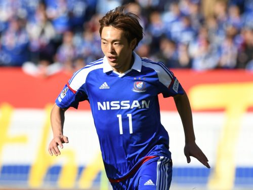 """●横浜FMの""""新10番""""齋藤学、キャプテン就任決定「自分の色を出す」"""