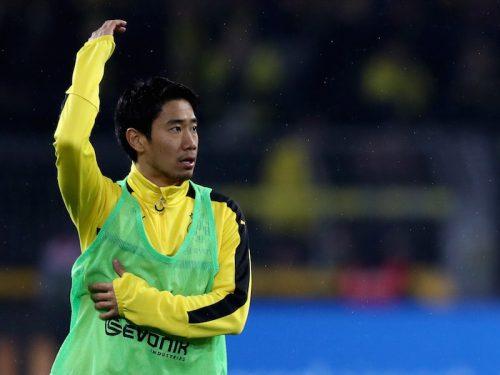 香川、2試合連続出場なしも次戦へ切り替え「カップ戦に備える」