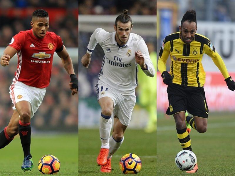 スペイン紙が最も足の速い選手10名を掲載 1位はレアルのあの選手