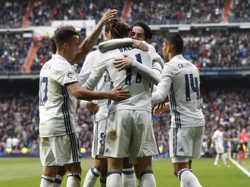 ●レアルがクラブ新記録樹立、公式戦42試合連続得点…スペインレコードへ挑戦
