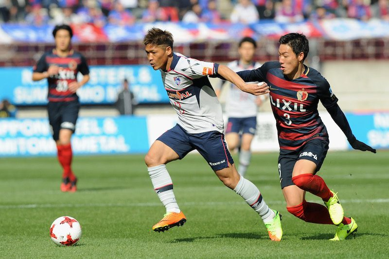 鹿島 FC東京