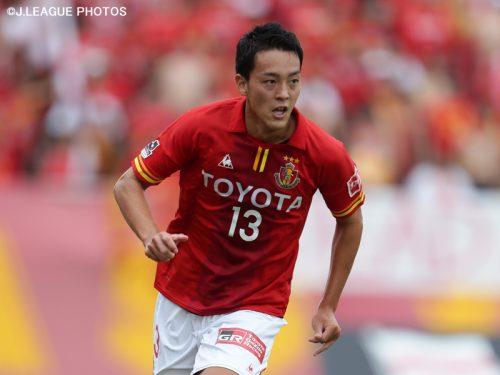J1復帰目指す名古屋、磯村亮太が新選手会長に…副会長は大武と矢田
