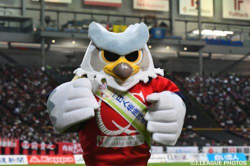 ●Jリーグマスコット総選挙、19位から4位まで発表 札幌のドーレくんが4位