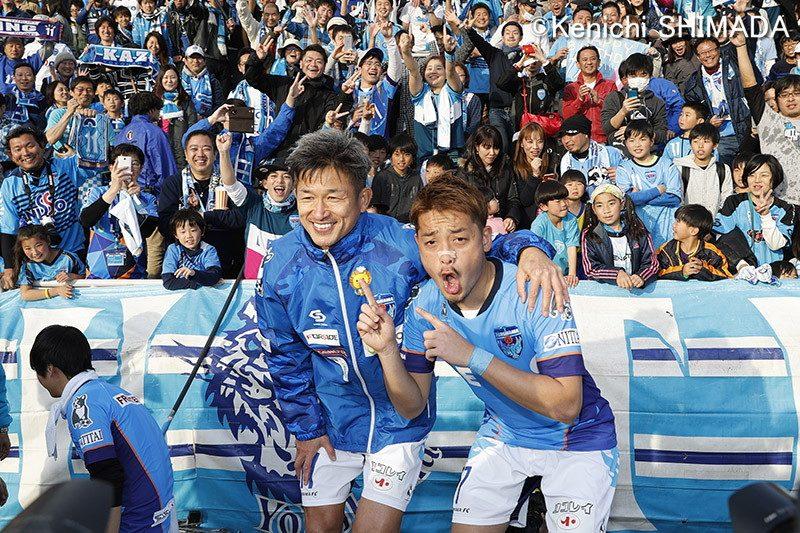 横浜FCが野村弾を守り抜き松本を...